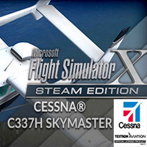 FSX Steam Edition Cessna C337H Skymaster Add-On