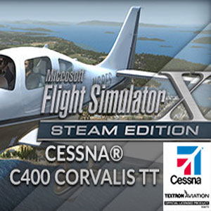 FSX Steam Edition Cessna C400 Corvalis TT Add-On