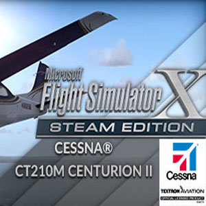 Buy FSX Steam Edition Cessna CT210M Centurion 2 Add-On CD Key Compare Prices