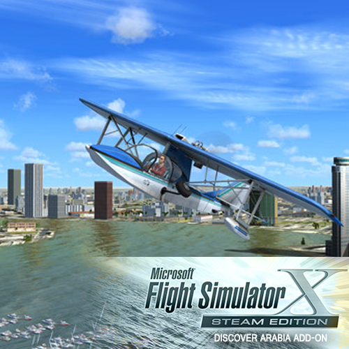Buy FSX Steam Edition Discover Arabia Add-On CD Key Compare Prices