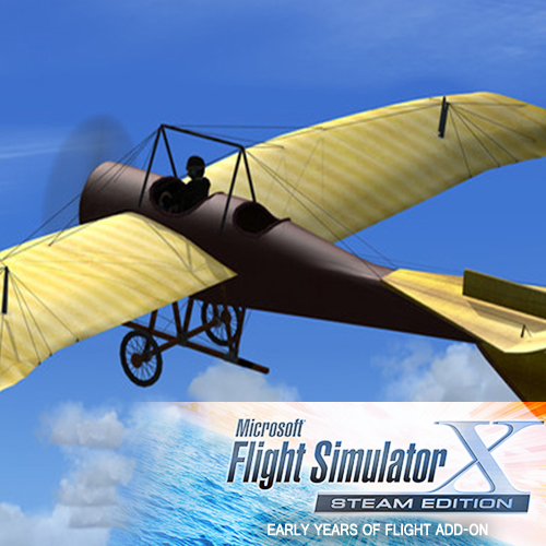 FSX Steam Edition Early Years of Flight Add-On