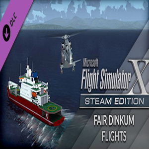 FSX Steam Edition Fair Dinkum Flights Add On