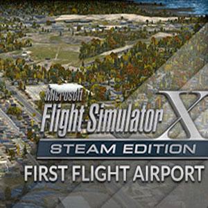 FSX Steam Edition First Flight Airport KFFA Add-On