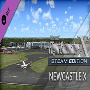 FSX Steam Edition Newcastle X Add On