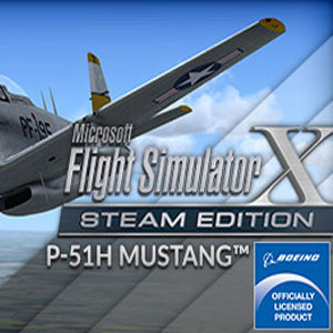 FSX Steam Edition P-51H Mustang Add-On