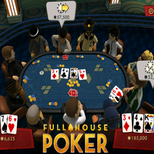 Buy Full House Poker Xbox 360 Code Compare Prices