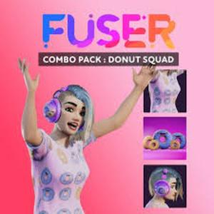 FUSER Combo Pack Donut Squad