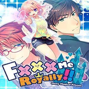 Fxxx Me Royally Horny Magical Princess