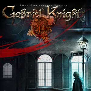 Buy Gabriel Knight Sins of the Father CD Key Compare Prices