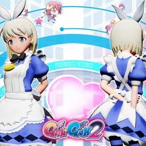 Gal*Gun 2 Fighting Spirit Academy Uniform