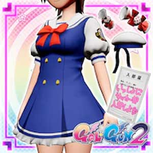 Gal Gun 2 Fighting Spirit Academy Uniform Set