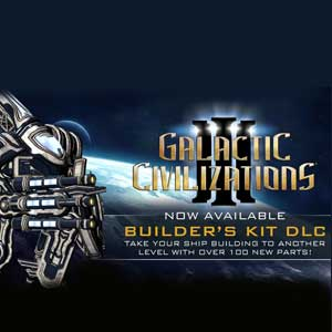 Buy Galactic Civilizations 3 Builders Kit CD Key Compare Prices