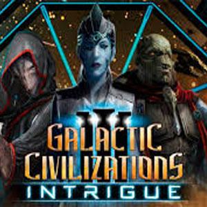 Galactic Civilizations 3 Intrigue