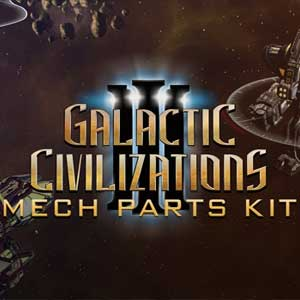 Galactic Civilizations 3 the Mech Parts Kit