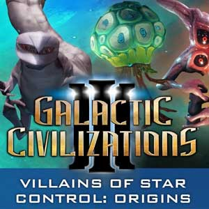 Galactic Civilizations 3 Villains of Star Control