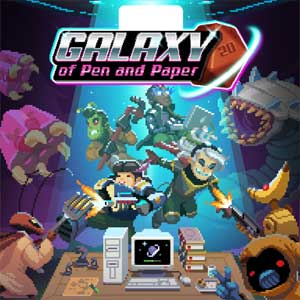 Buy Galaxy of Pen & Paper CD Key Compare Prices