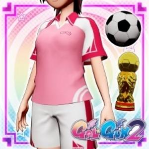 Gal*Gun 2 Venus Soccer Uniform Set