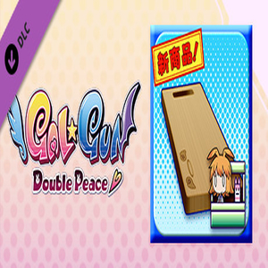 Gal*Gun Double Peace Angel Cutting Board Item
