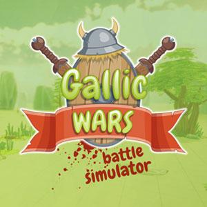 Gallic War Battle Simulator