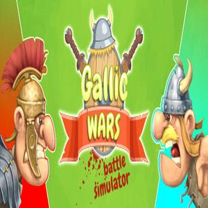 Gallic Wars Battle Simulator