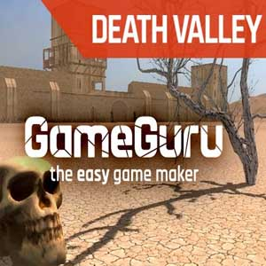 Game Guru Death Valley Pack