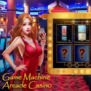Game Machines Arcade Casino