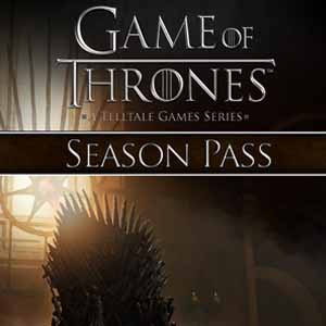 Buy Game of Thrones Season Pass PS4 Game Code Compare Prices
