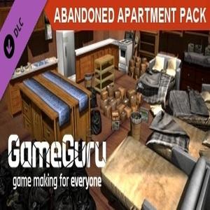 GameGuru Abandoned Apartment Pack