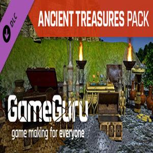 GameGuru Ancient Treasures Pack