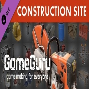 GameGuru Construction Site Pack