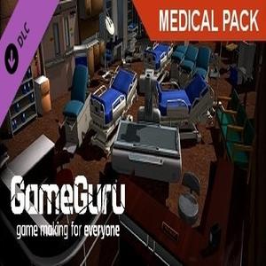 GameGuru Medical Pack