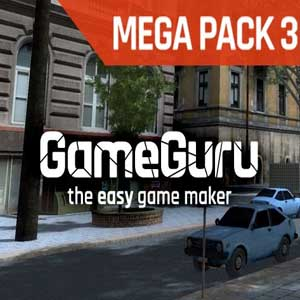 Buy GameGuru Mega Pack 3 CD Key Compare Prices