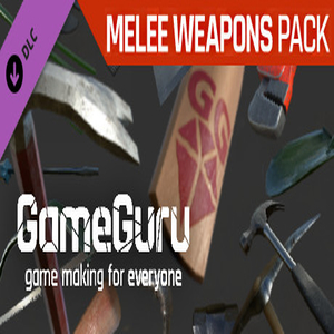 GameGuru Melee Weapons Pack