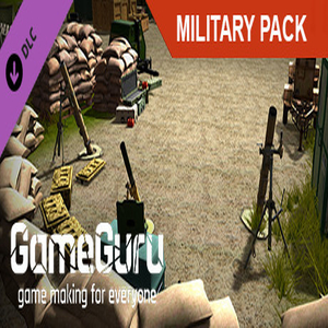 GameGuru Military Pack