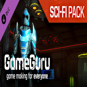 GameGuru Sci-Fi Mission to Mars Pack