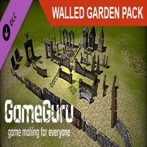 GameGuru Walled Garden Pack