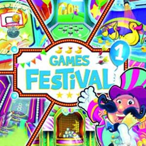 Buy Games Festival 1 Nintendo 3DS Compare Prices
