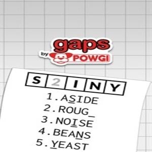 Gaps by POWGI