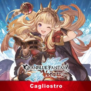 GBVS Additional Character Set Cagliostro
