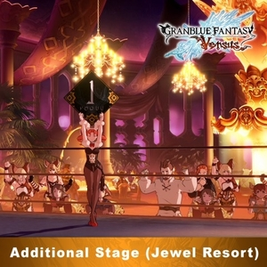 GBVS Additional Stage Jewel Resort