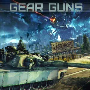 Buy GEARGUNS Tank Offensive CD Key Compare Prices