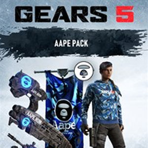 Buy Gears 5 AAPE Pack Xbox One Compare Prices