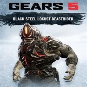 Gears 5 Black Steel Locust Beastrider