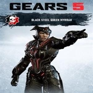 Gears 5 Black Steel Queen Myrrah