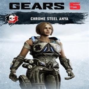 Gears 5 Chrome Steel Anya