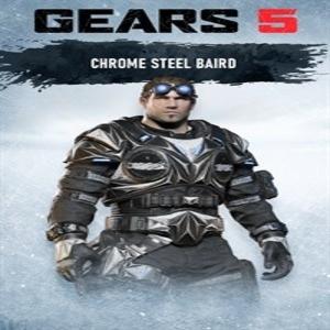 Gears 5 Chrome Steel Baird