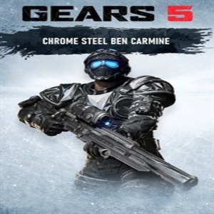 Buy Gears 5 Chrome Steel Ben Carmine Xbox One Compare Prices