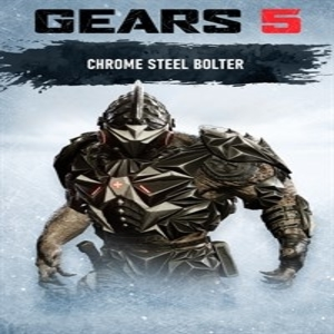 Gears 5 Chrome Steel Bolter
