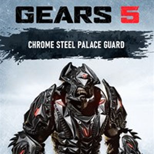 Buy Gears 5 Chrome Steel Palace Guard CD Key Compare Prices
