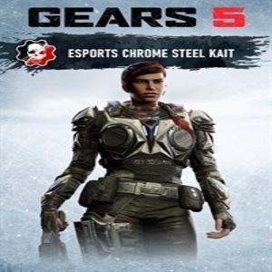 Gears 5 Esports Chrome Steel Kait